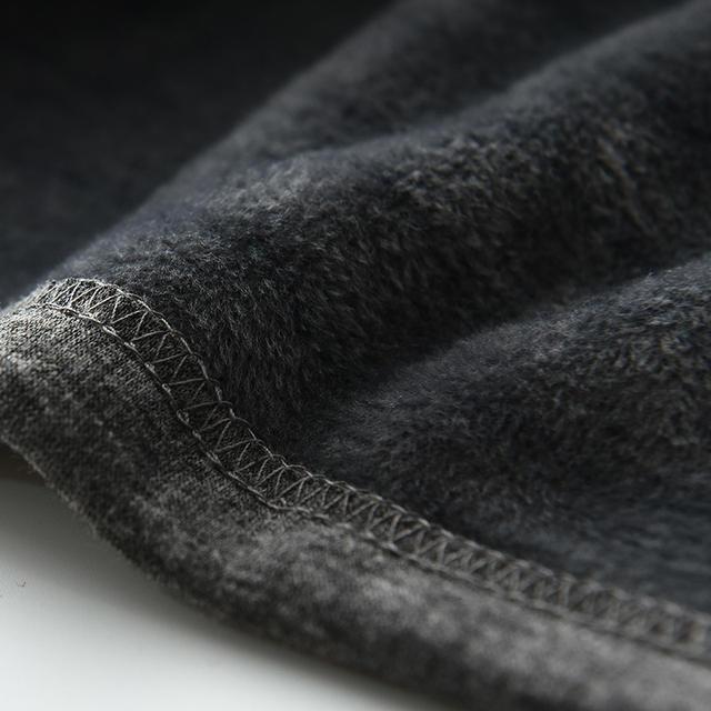 thermal underwear men long johns 2018 new autumn winter men plus velvet cotton thicken warm shirt+pants two pieces set suits