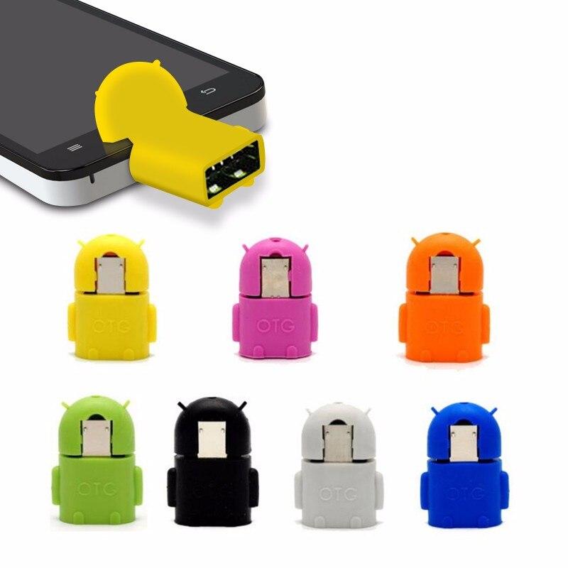 1 Pc Universal Micro Usb Zu Usb Otg Adapter Für Android Smartphone Tablet Pc Verbinden Zu Flash Maus Tastatur Modernes Design