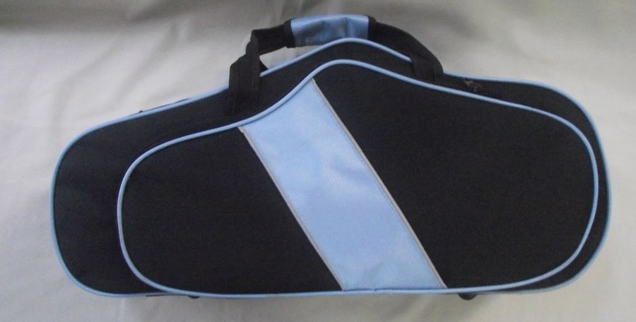 Strong Alto saxophone bag sax case alto mick dual shoe bag black