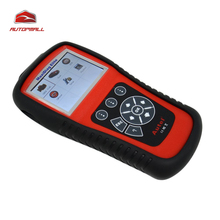 Autel Scanner Car Diagnostic Tool MD701 All System Turns Off Warning Lights Data Graphing Global Car Coverage