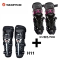 Scoyco Brand New  Motorcycle Knee Protective kneepad  Elbow Protector Motocrosst Guards Racing K12H11