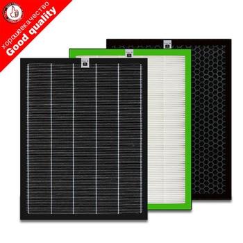 Carbone Attivo Filtro HEPA Kit per Philips AC3252 AC3254 AC3256 FY3137 Purificatore D'aria accessori Formaldeide filtro