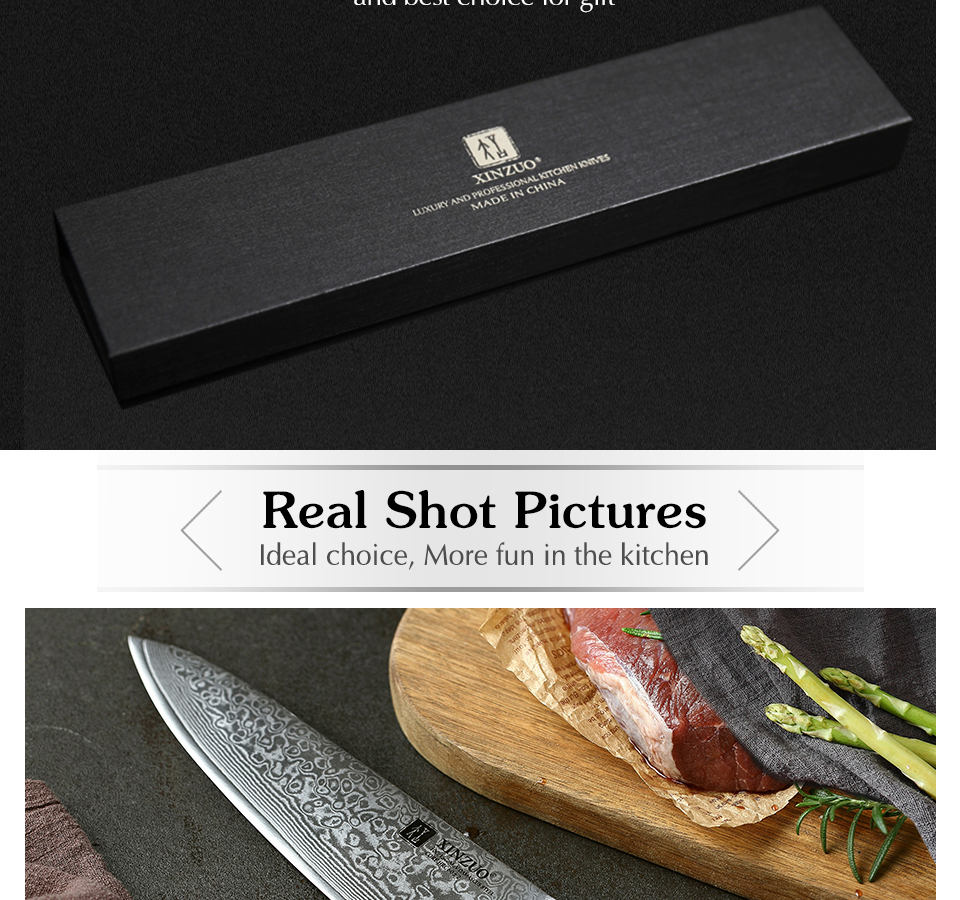 HTB1Wi90a HuK1RkSndVq6xVwpXa5 - 8.5 inch Chef Knives High Carbon VG10 Japanese 67layer Damascus Kitchen Knife Stainless Steel