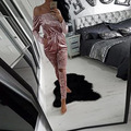 2017 Women Slim Overalls Rompers Elegant Off Shoulder Velvet Jumpsuit Casual Long Pants Ladies Jumpsuits Romper 5 Colors GV442