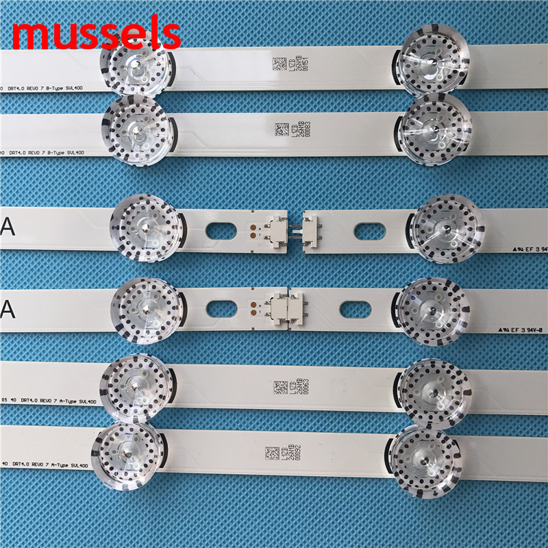 "Image 3 - LED Backlight strip  For LG 40"" TV 8 lamp Original 40LF630V SVL400 HC400DUN VCKN1 211X VCKN5 214X 40LH5300 INNOTEK New Wholesale-in Industrial Computer & Accessories from Computer & Office"