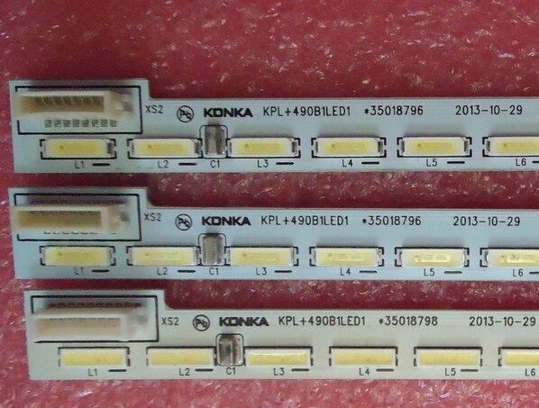 KPL+490B1LED1 LED Backlight    35018796 35018798   Article  Lamp    1pcs=64led  611mm