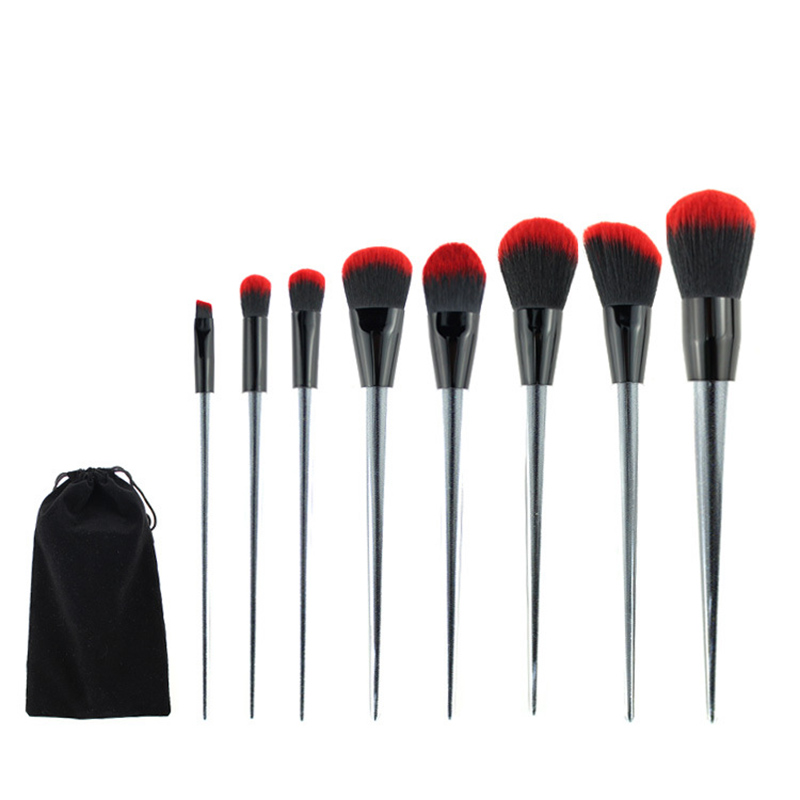 best deal hot dropshipping 12pcs cosmetic brush makeup brushes eyeshadow blush lip brushes sets kits tools for women beauty MSQ Pro 8pcs/set Makeup Brushes Kits For Women Make Up,Eye Face Lip Cosmetic Brush Beauty Tools Set + Case maquiagem