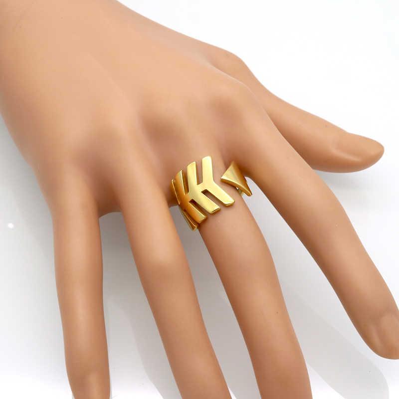 BORASI Gold สี Elegant เครื่องประดับ 316L สแตนเลสลูกศรแหวน anillos ขายส่งเครื่องประดับสำหรับผู้หญิงของขวัญวันเกิด