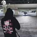 Anti Social Social Club Hoodie Men Women Mastermind Japan Sweatshirt Skull Mask Everyone It's Just You In The End Anti Social