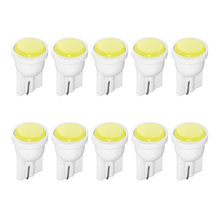 купить 10pcs T10 Car White LED 194 168 SMD W5W Wedge Side Light Bulbs Car External Clearance Lights Led 12V Wedge Side Bulbs Lamp дешево