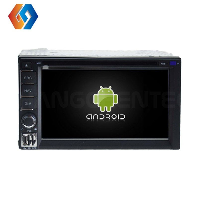 2 Din Universal Car DVD/CD Player 6.2 IPS Touch Screen with Newest Android 9 PX5 Octa Core Built in Bluetooth WiFi GPS Sat Navi