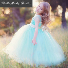 Children's clothing princess dress Spring and Summer Flower girl dresses Children costumes Baby tutu Purple evening dress 2-12