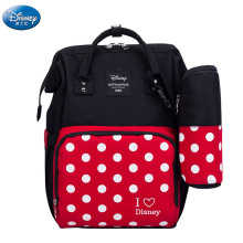 Disney Minnie Mickey High capacity Diaper Bags Baby Stroller Mummy bag Bag Travel Backpack Designer Nursing