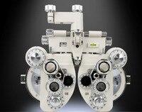 Hohe Präzision Professionelle VT-5B Phoropter Vision Tester Ansicht Tester Refraktor Weiß Farbe Vision Prüfmaschine