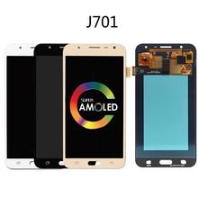 Original 5.5″ AMOLED LCD For Samsung Galaxy J7 Nxt Neo Lcd J701F J701M J701MT J701 Display touch screen assembly