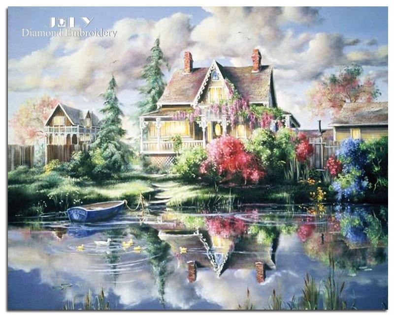 6300 Gambar Pemandangan Rumah Indah Gratis Terbaru