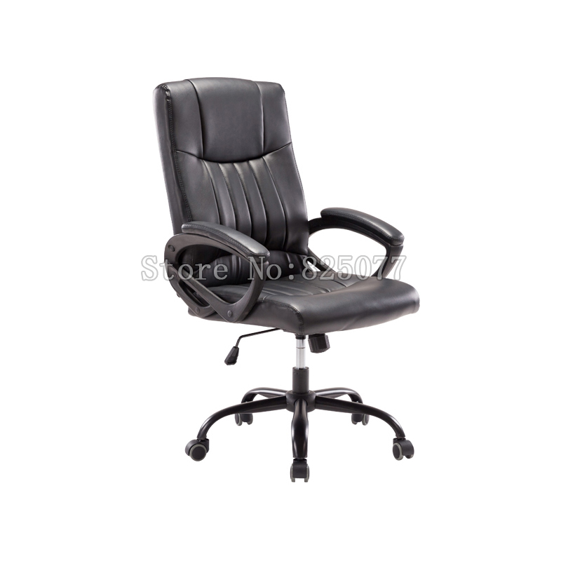 Pu Leather 360 Swivel Household Computer Chair Home Office
