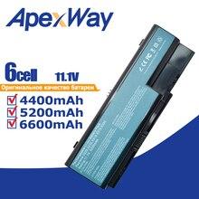 Batería de 11,1 V para Acer Aspire 5230 5235 5310 5315 5330 5520 5530 7740G AS07B72 AS07B42 AS07B31 AS07B41 AS07B51 AS07B61 AS07B71