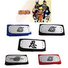 Naruto Kakashi Anime headband cosplay  Props Accessories toys Itachi akatsuki madara headband Props 2018 New цена