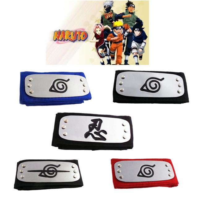 Naruto Headband  Accessories