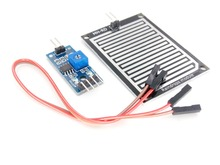 Rain Sensor Water Raindrops Detection Module   Raspberry Pi