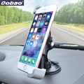 Cobao universal car dashboard sticky fuerte de la succión del parabrisas del sostenedor del soporte para smartphone soporte para teléfono celular iphone xiaomi