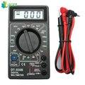 LCD Digital Multimeter Tester Meter Voltmeter Ammeter Ohm DT830B