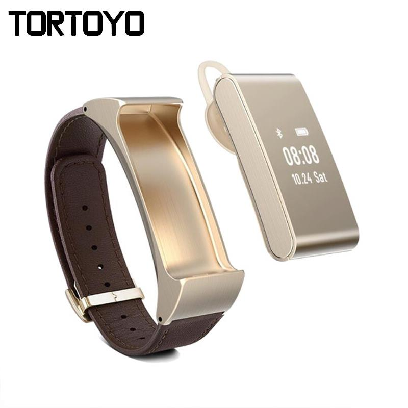 M8 Smart Bracelet Talk Band Bluetooth Headset Support Pedometer wristband Sleep Monitor for Android Ios Smart Watch Android IOS стоимость