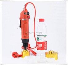 цена на Food Bottle capping Machine handheld sealing machine bottles packaging equipment lid tightener Capping diameter 10-50mm