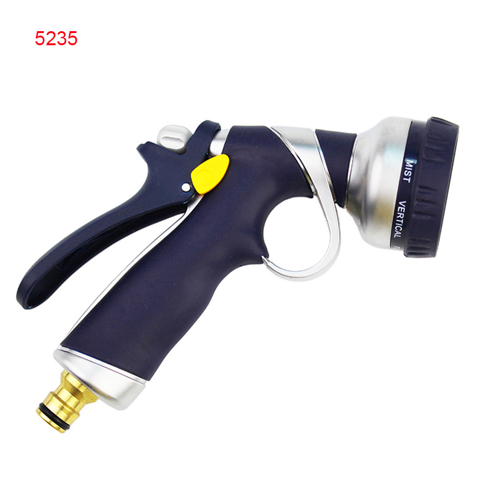 Newly Garden Water Sprayers for Watering Lawn Spray Water Nozzle Car Washing Cleaning Sprinkle Tools TE889