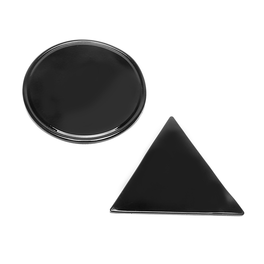 Anti slip Mat Magical Round Triangle Tablet Phone Bracket Anti Slip Mat Sticky Gel Pad Car Mobile Phone Holder Wall Sticker