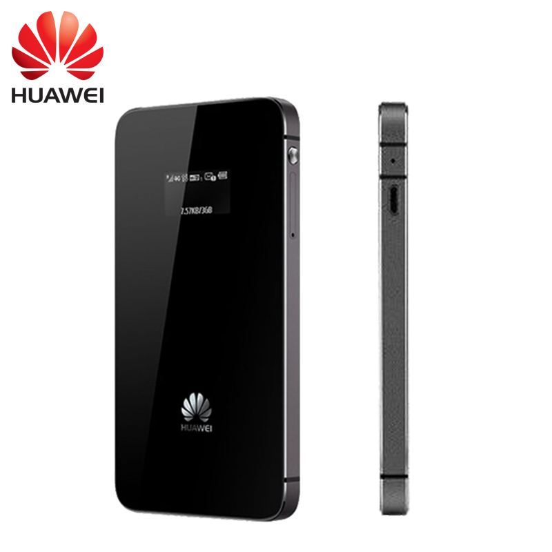 Huawei E5878s-32 150Mbps upplåsning 4G LTE Wifi Wireless Router Mobil Dongle Hotspot 4g Wifi Router Pocket Mobile Hotspot