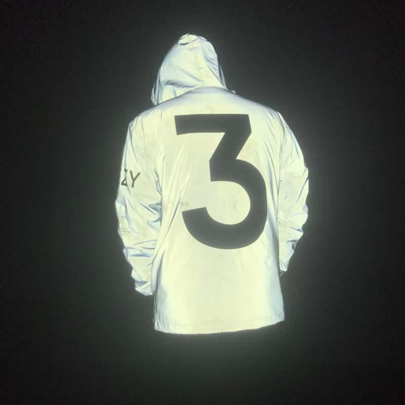 9e8faec70 Drop Shipping Men YXA Windbreaker Jacket Kanye West Logo Letter Printed Y 3  Brand Season Sportswear 3 Men s Coats Zipper Outwear-in Trench from Men s  ...