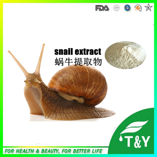 Raw snail secretion/Snail slime powder/snail extract Animal extract ...
