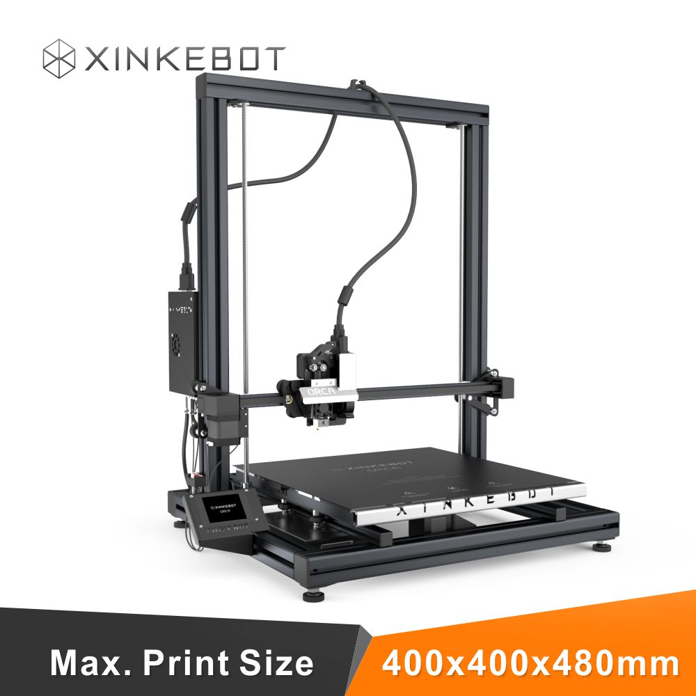 Hot New Brand Xinkebot Silver Reprap Layer Thickness 0 05mm High Speed Impresora 3D Xinkebot ORCA2