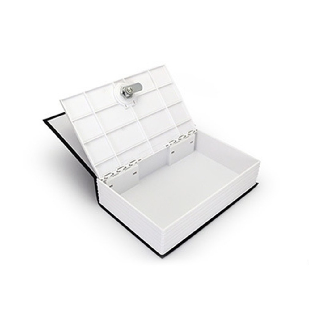Dictionary Shape Money Box Piggy Bank With Key Safe Money Cash Coins Kid Child Birthday Gift Money Saving Box Coinbox Home Decor