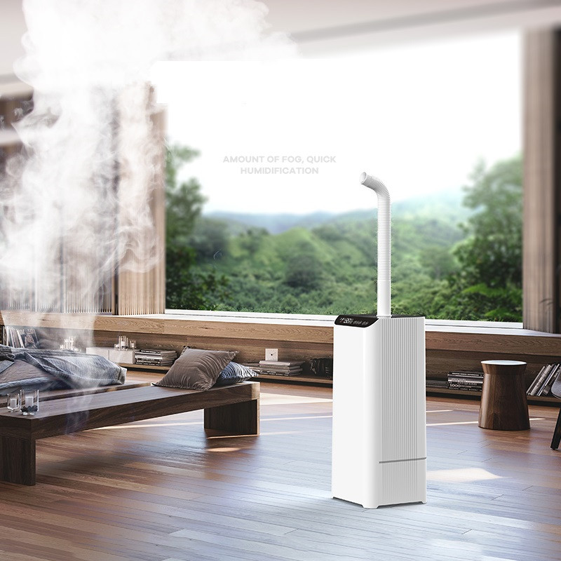 220V Commercial Household Electric 13L Humidifier Intelligent Industrial Mist Maker Fogger High Quality Electric Fogger EU/AU/UK
