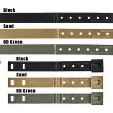 Зажим Malice для системы MOLLE 5 длинных 4 упаковок каждая пара 8231 для шлема черный OD песок