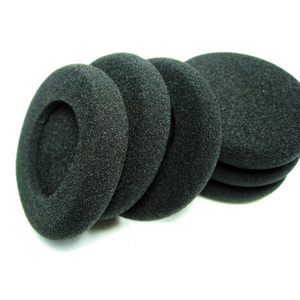 Image 2 - Sıcak satış 6 adet/grup yedek kulaklık kulak pedleri kulak yastıkları sünger yumuşak köpük yastık Koss Porta Pro PP PX100 kulaklıklar
