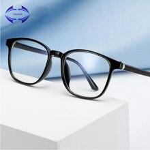 VCKA Women Blue Light Blocking Spectacles Men Anti Eyestrain
