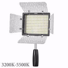 YONGNUO light  YN160 III Camera HD160 LED Video Light Lamp 5500K/3200K Dimmable fo DSLR Camera Video Camcorder