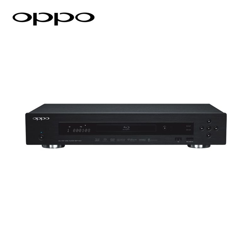 <font><b>OPPO</b></font> Digital BDP-103D 4K-Upscaling 3D Universal <font><b>Blu-ray</b></font> <font><b>Player</b></font> DVD, USB, HD Hard disk <font><b>Player</b></font> Multi <font><b>Region</b></font> Code <font><b>Free</b></font> NEW