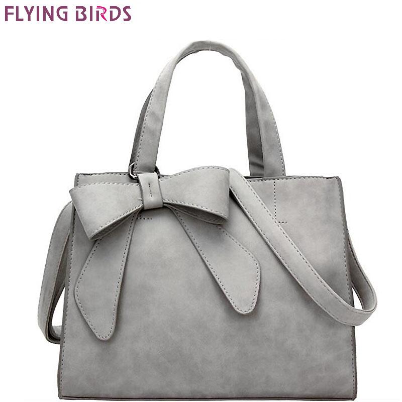 Prix pour FLYING BIRDS femmes sacs à main pour femmes sacs en cuir messenger sacs à bandoulière sac bolsas de haute qualité sac à main femelle poche LM4317fb