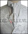 free shipping  NEW Mens formal wear floral waistcoats