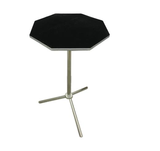 Pro Tripod Magic Table - Octagonal Table Top - magic tricks,stage,accessory,gimmick,prop
