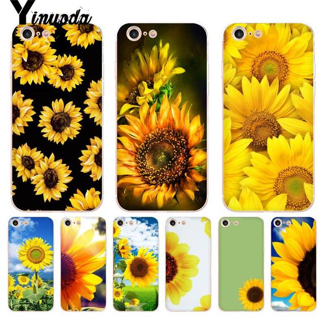 hot sale online 37622 09446 US $1.19 6% OFF Yinuoda For iphone 7 6 X Case Sunflower Flower Painted  Cover Colourful Phone Case for iPhone 8 7 6 6S Plus X 5 5S SE 5C XS XR-in  ...
