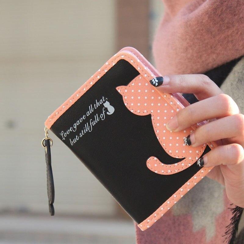 где купить Aelicy New Woman Wallet Small Coin Purse For Women Luxury Leather Female Wallets Design Brand Mini Lady Purses Clutch Card по лучшей цене