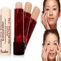 3 Colores Ocultar Blemish Ojeras Varilla para Corrector de Maquillaje Cosmético de la Cara 18g