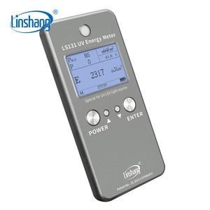 Image 5 - LinshangรังสีอัลตราไวโอเลตPower Intensity Energyอุณหภูมิการวัด365nm 385nm 395nm 405nm UVA LED UV Meter Radiometer LS131