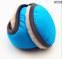 New Unisex Women Men Collapsible Earmuff Winter Ear Muff Wrap Band Warmer Grip Earlap AA0026